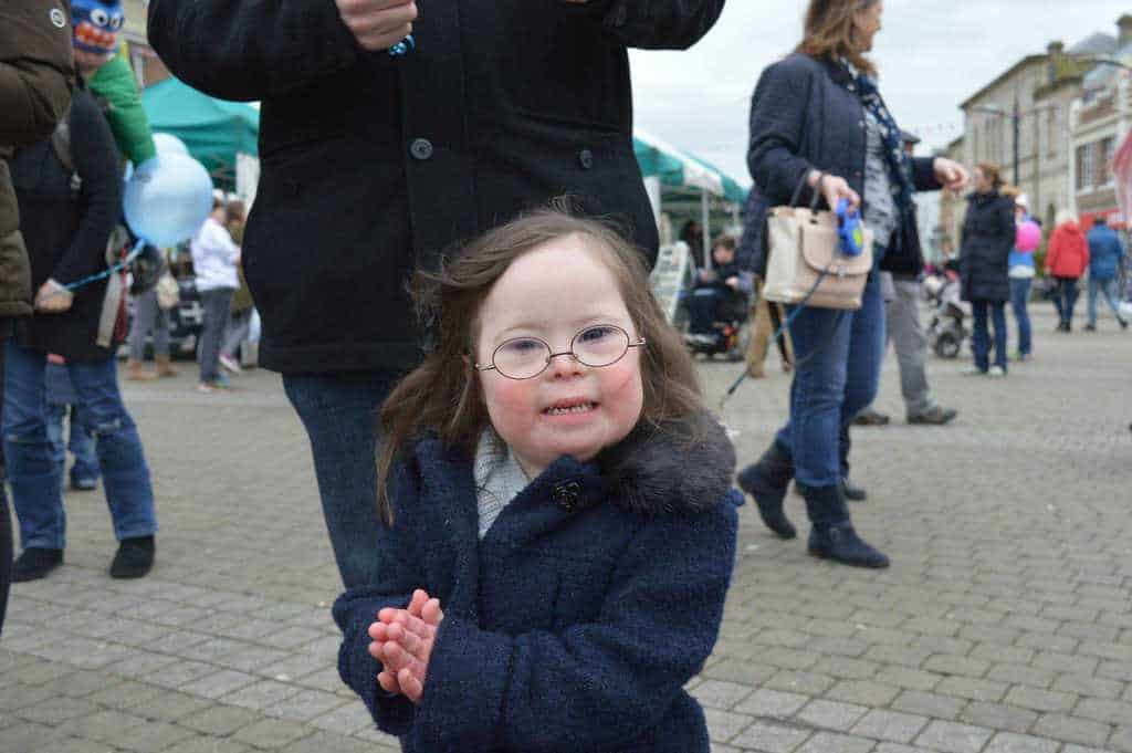Flash Mob 2016 - World Down's Syndrome Day