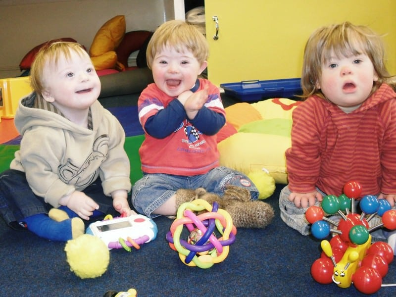 Looking Up Groups - support groups for families with Downs syndrome