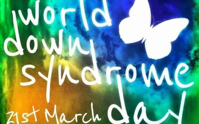 World Down Syndrome Day 21st March 2017 – raising awareness about Down syndrome
