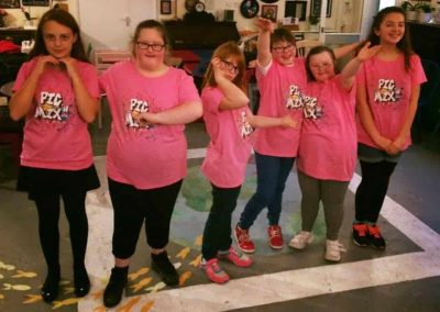 Pic n mix dance troop