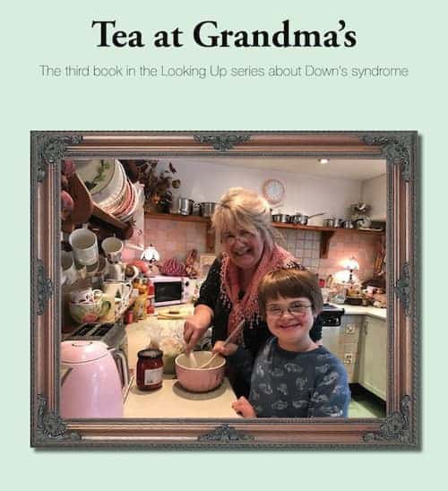 New FaceBook Page and video launches the Tea at Grandma's Book