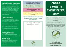 CDSSG Leaflet